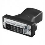 Perėjimas HDMI lizdas – DVI kištukas
