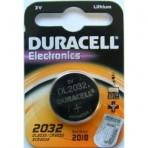 Ličio baterija CR2032 3V Duracell