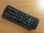 DVB-T TV imtuvo SD101 valdymo pultas