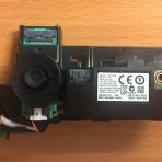 Įjungimo mygtukas ir WiFi modulis WIDT30Q BN59-01174A