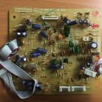 LPC-M140 CD BOARD 94V0 150-2737120E91 H/F