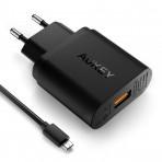 Maitinimo šaltinis 5V 2A USB greito krovimo, Aukey
