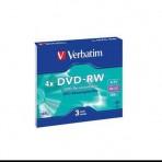 Verbatim DVD-RW/4x/4.7GB/120min