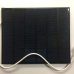 Saulės baterija 3.5W 6V 600mA