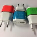 Kroviklis 5V 2.1A (USB1) ir 1A (USB2)