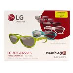 3D akiniai LG AG-F520