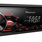 Automobilinis grotuvas PIONEER MVH-180UB