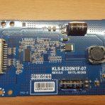 LED apšvietimo plokštė KLS-E320N1F-07