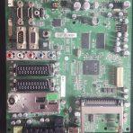 Pagrindinė plokštė EAX40150702(17)