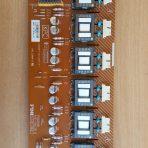 Inverterio plokštė PCB2698